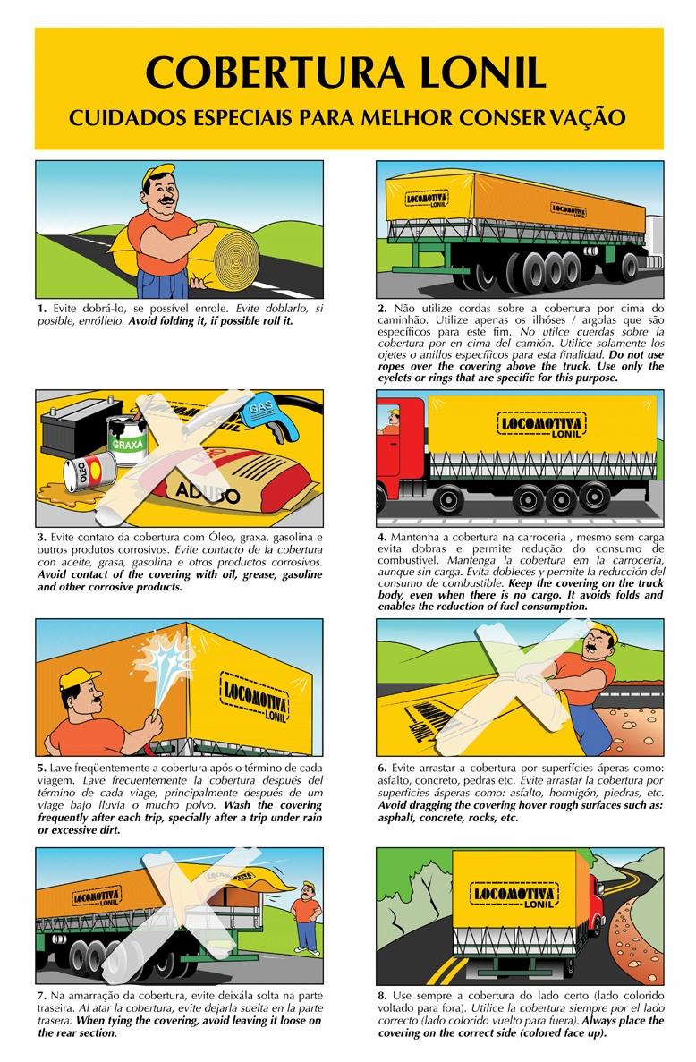 Recomendações de Conservação da Locomotiva Lonil