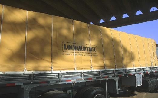 Locomotiva Encerado