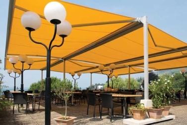 Veja as melhores op es de coberturas e toldos verticais - Tipos de toldos para terrazas ...